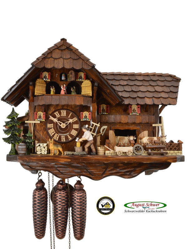 black forest cuckoo clock factory hauptstr 28 schoenwald black forest germany