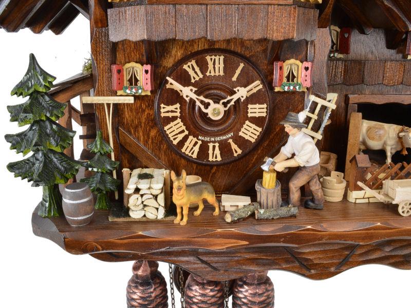 black forest cuckoo clock factory hauptstr 28 schoenwald black forest germany - Black Forest Cuckoo Clocks